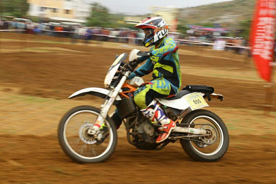 Rally Race Neeraj Samarth 2