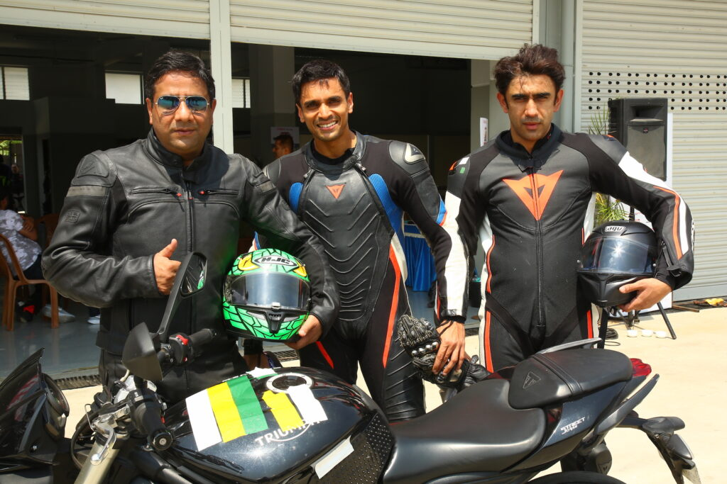 Triumph Motorcycles partners with California Superbike School