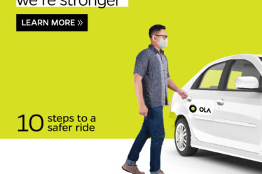 Ride safe with Ola