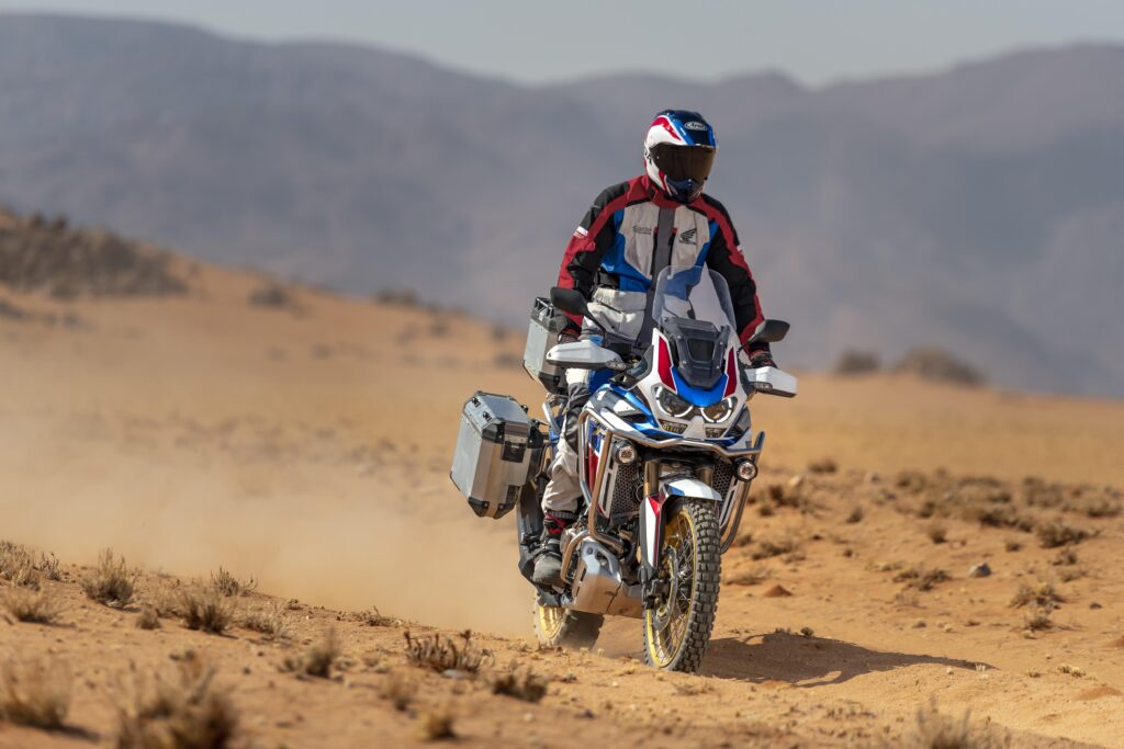 Honda motorcycle india launches africa twin 1100