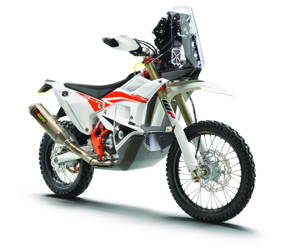KTM 450 RALLY REPLICA 2021 right front
