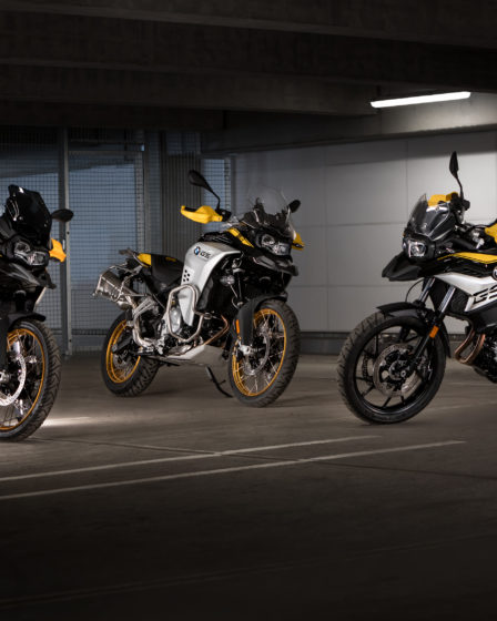 BMW Motorrad presents the new F series motorcycles