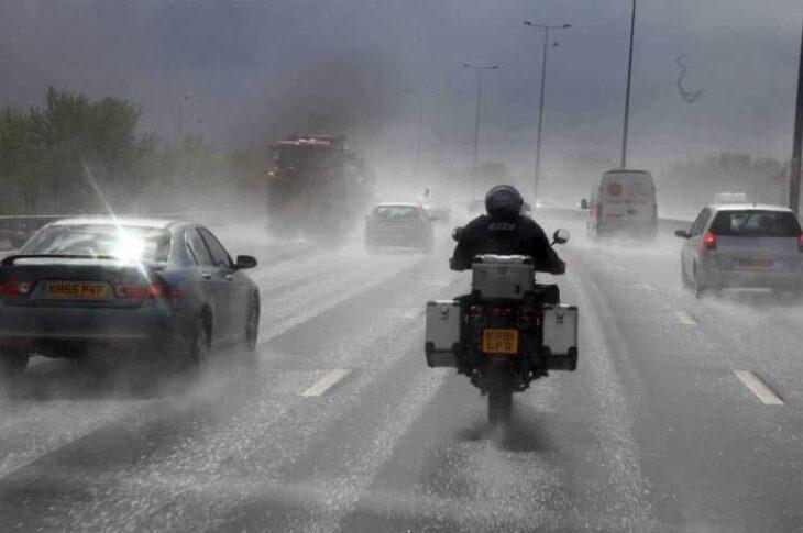 Monsoon riding