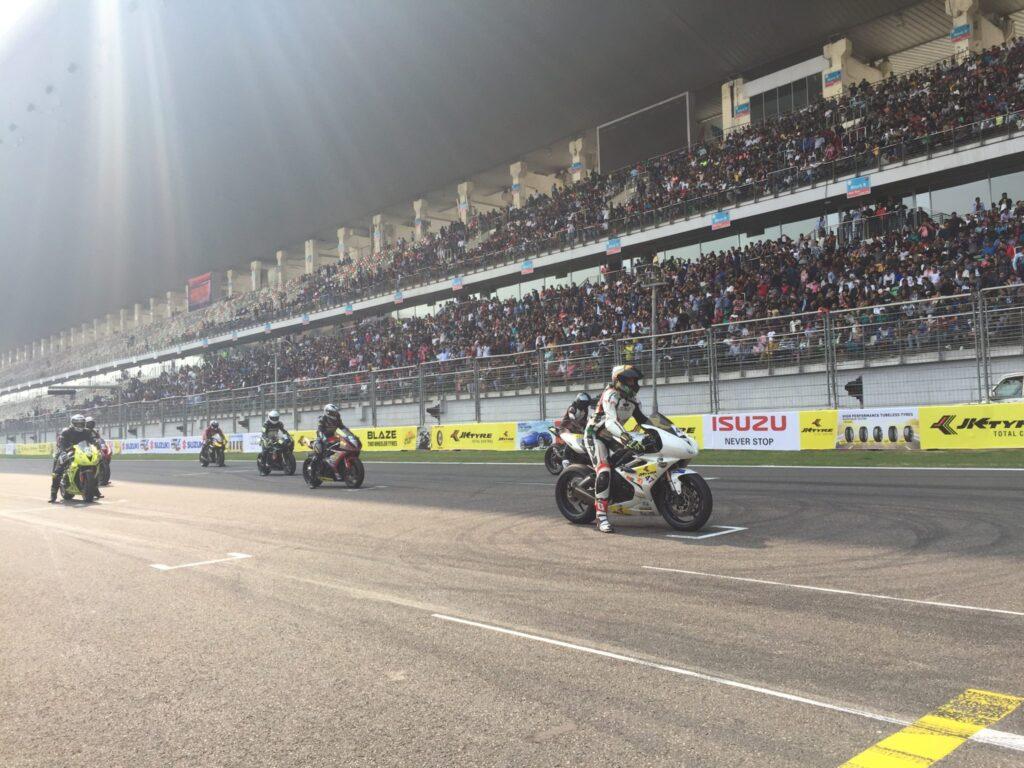 JK Tyre championship