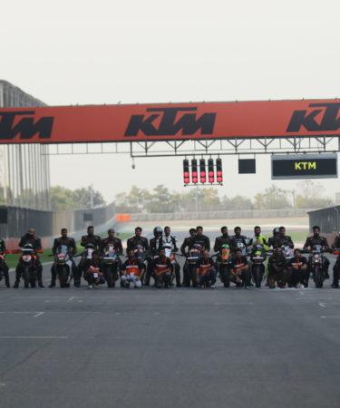 KTM Trackday 3