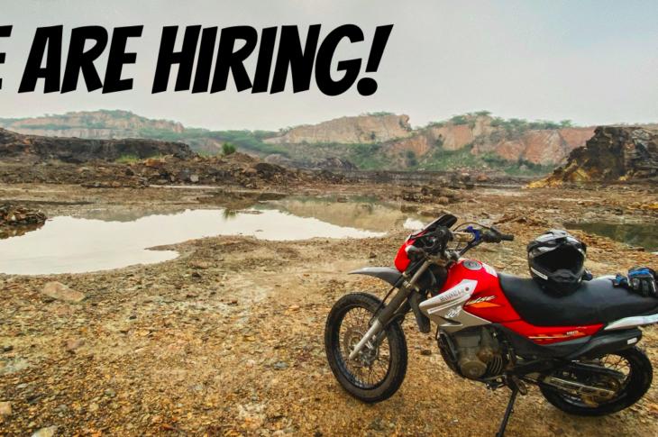 we are hiring - Wheelsguru