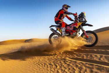 Dakar rally replica KTM