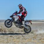 Ducati Multistrada 1260 Enduro wins 2020 Transanatolia Rally with Andrea Rossi