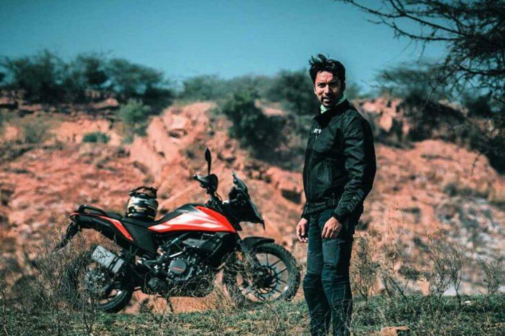 Making motorcycle riding safer
